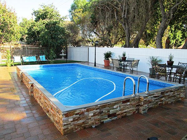 above ground pools – 6