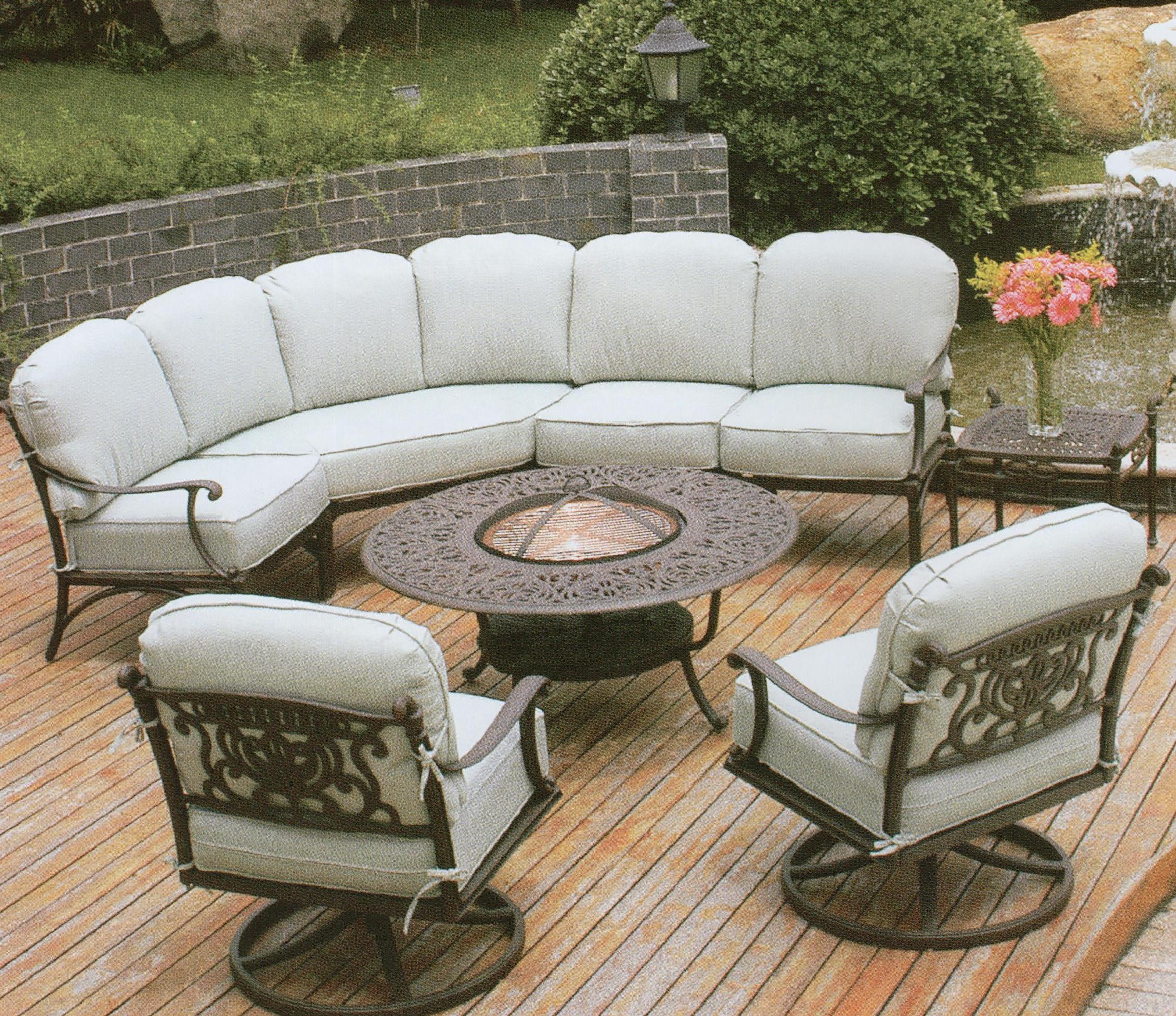 deck or patio ways to select backyard furniture