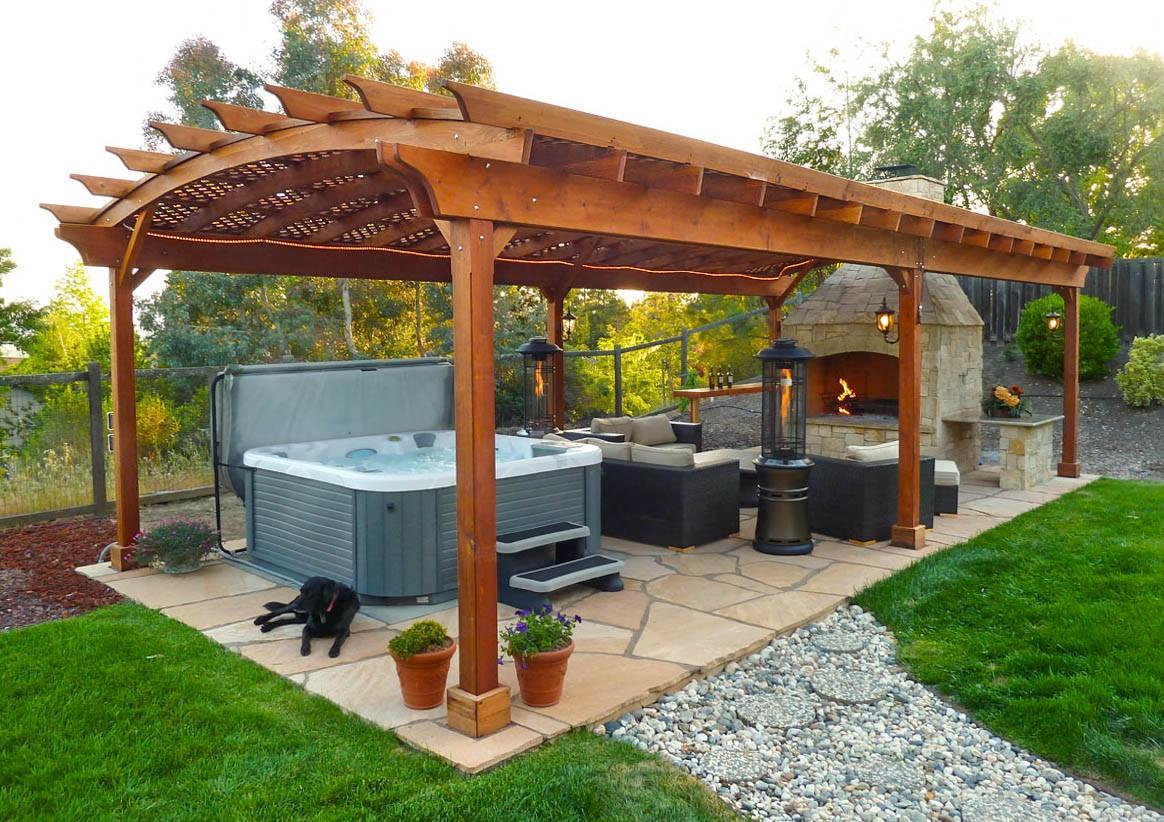 Backyard Gazebos with a long life span - CareHomeDecor