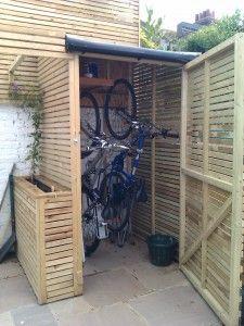 bike sheds – 1