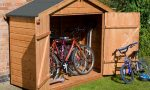 Bike Sheds, a little corner for your treasured ride!