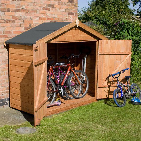 Bike Sheds A Little Corner For Your Treasured Ride