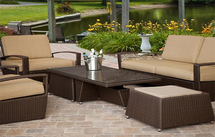 Buy Clearance Outdoor Furniture To Start The Outdoor Season Carehomedecor