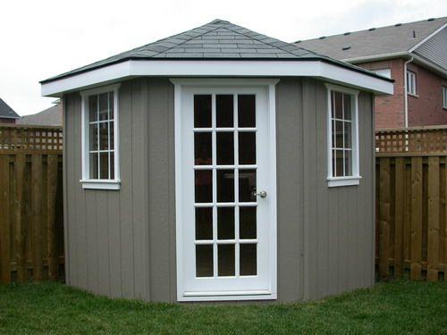 corner shed – 2