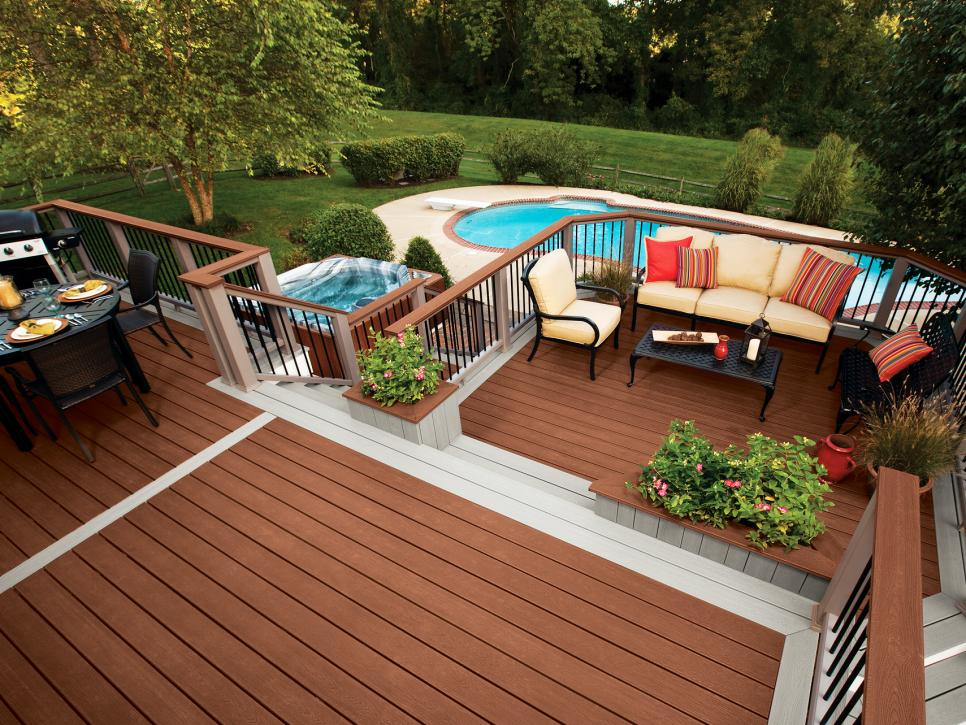 Backyard Deck Design Ideas Design Deck Design Ideas For The Most Suited Deck For Your House .