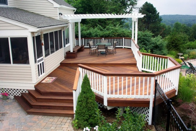 deck design ideas all you need to choose the outdoor furniture that matches with home interiors and you have - Ideas For Deck Design