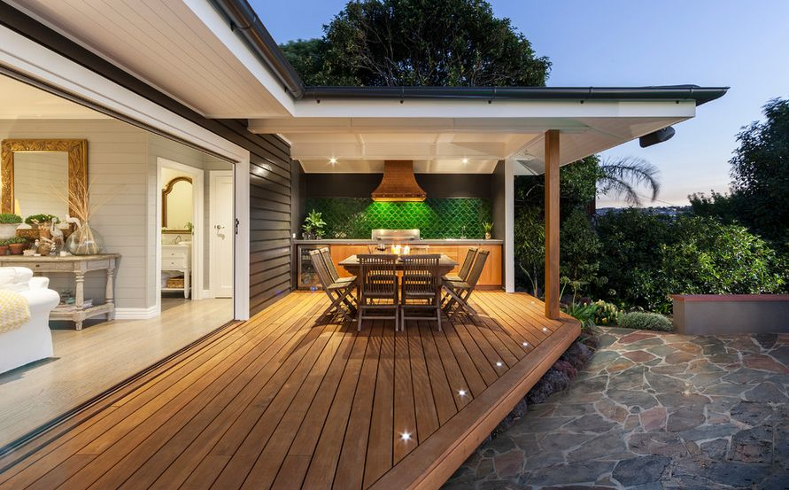 Illuminate your deck with deck lighting ideas – CareHomeDecor