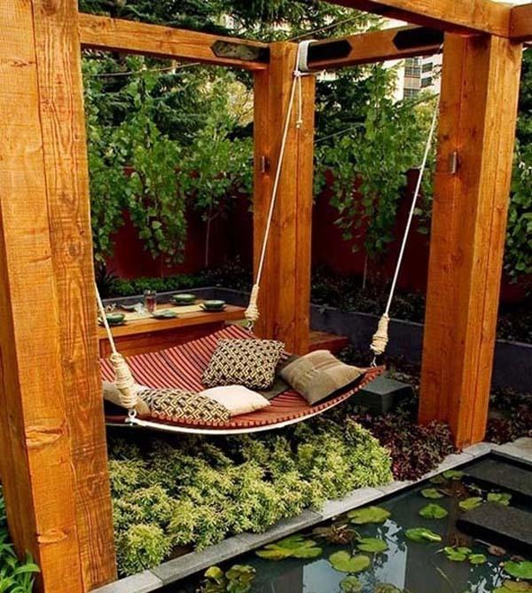 DIY Backyard Ideas To Create Your Own World CareHomeDecor - Creative backyard ideas