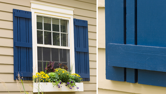 Enhance Your Homes Interior With Diy Shutters Carehomedecor