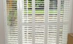 Water resistance and well featured door shutters