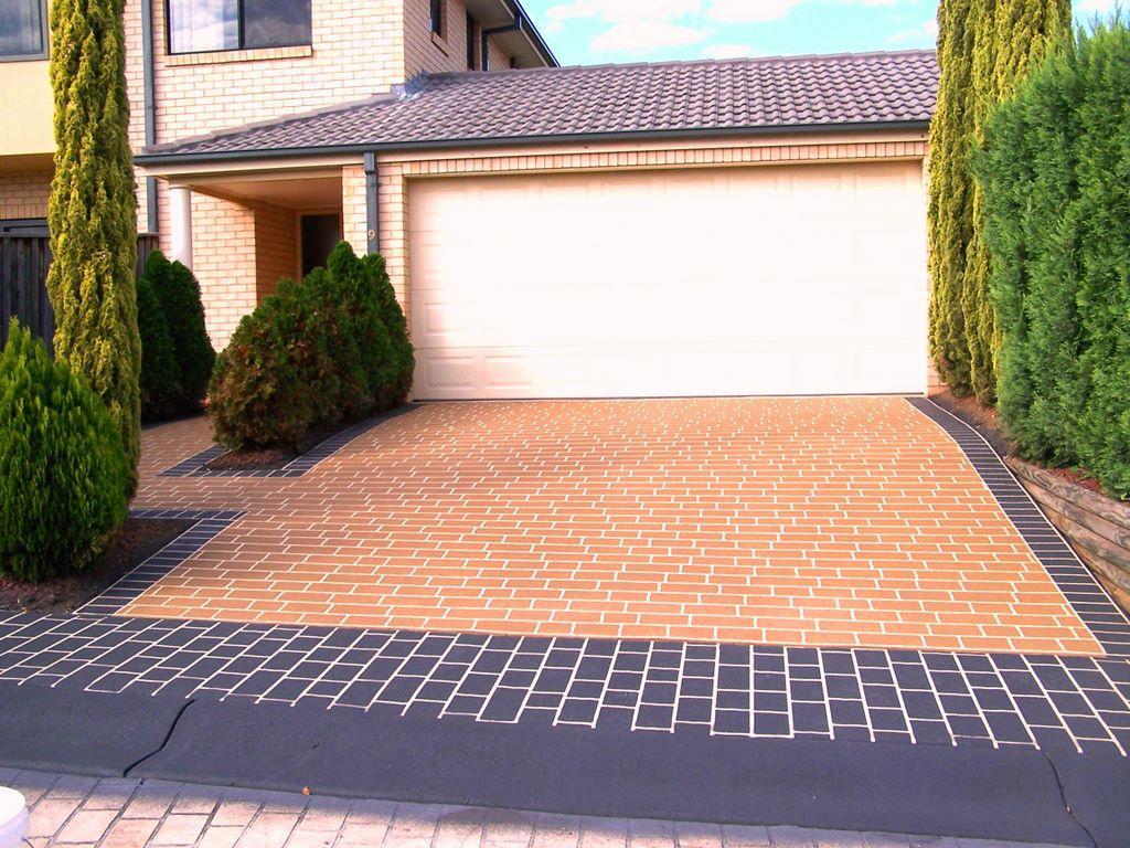 emejing driveway paving design ideas contemporary decorating - Driveway Design Ideas