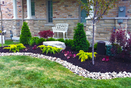 Easy landscaping ideas for home CareHomeDecor
