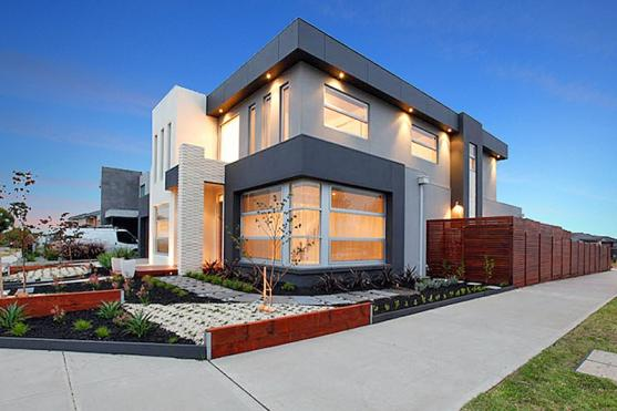 Beautiful Exterior House Design Ideas Contemporary Home