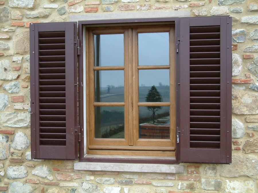 Design Your Home With Exterior Window Shutters