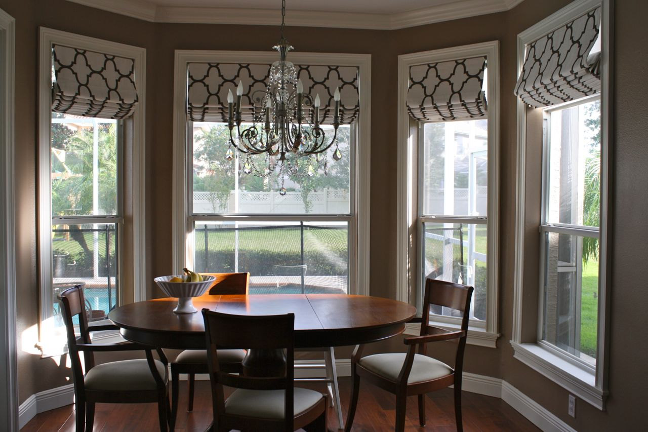 Roman Blinds In Kitchen Roman Curtains Designed By Donna Morgan U0026middot Soft Roman