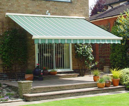 ... You Have The Very Latest In Material And Construction Technology And  Only The Highest Quality Components Are Used When Manufacturing Your Awning.