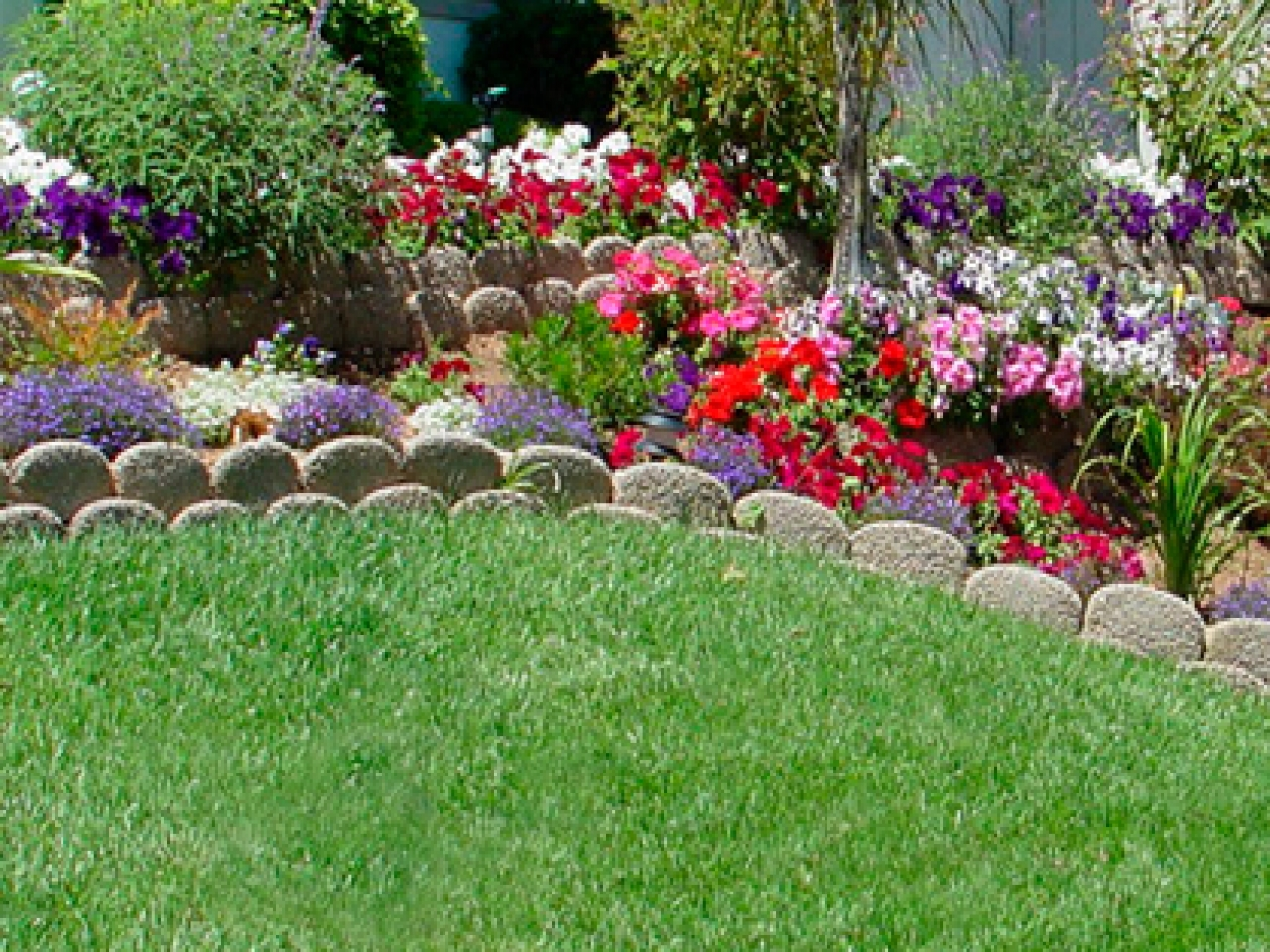Garden Borders For Its Protection