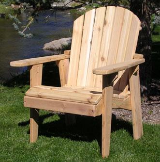 Garden chairs in your spacious gardens CareHomeDecor