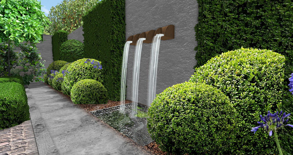 for more garden design you can also use small plants also make your garden creative and fabulous with pleasing smelling