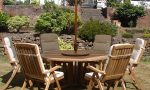 Get classy and enormous look with garden furniture sets
