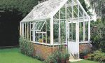 Get fantastic and incredible look with garden greenhouse