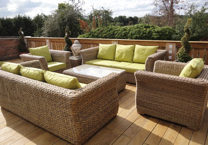 So, You Can Pick The Best Furniture For Your Place If You Are Preferring Rattan  Furniture For The Garden. You Should Pick The Light Weight And Stylish ...
