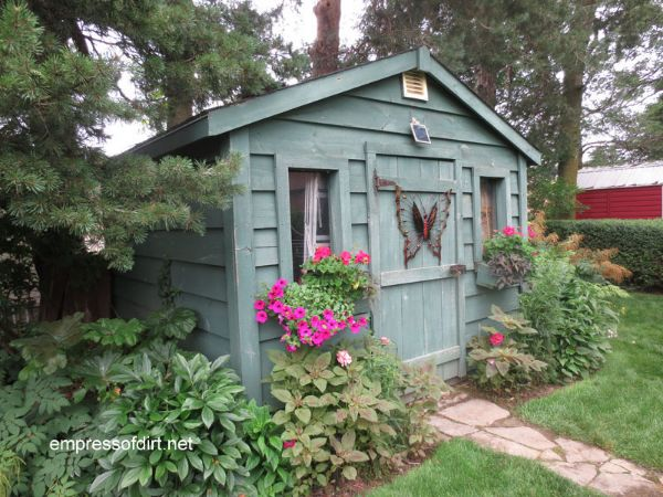 Attractive Garden Shed Ideas U2013 1