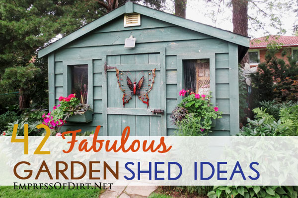Garden Sheds Ideas holiday cheer in the studio studio shedthe studiogarden Garden Shed Ideas To Make Your Yard Beautiful Carehomedecor