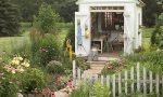 Garden shed ideas to make your yard beautiful