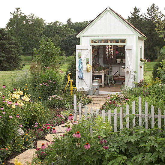 Garden shed ideas to make your yard beautiful – CareHomeDecor