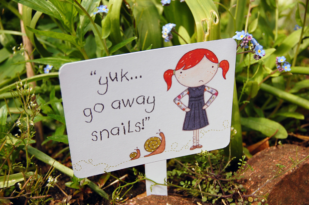 Garden Sign Ideas Induced Info