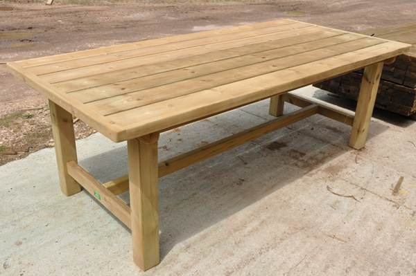 Amazing Choose The Best Garden Table To Use In Your Garden