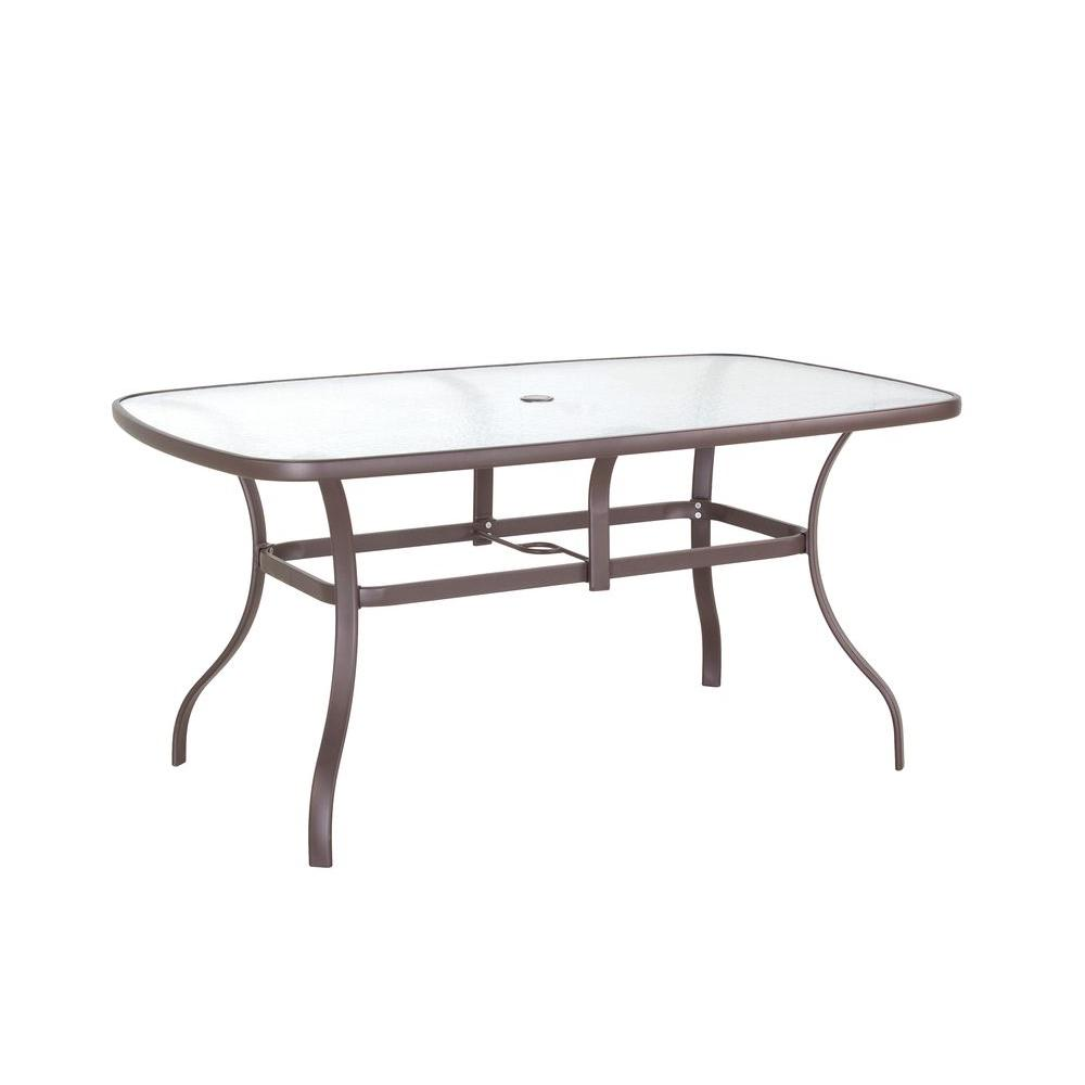 Glass patio table provide fort at outdoor – CareHomeDecor