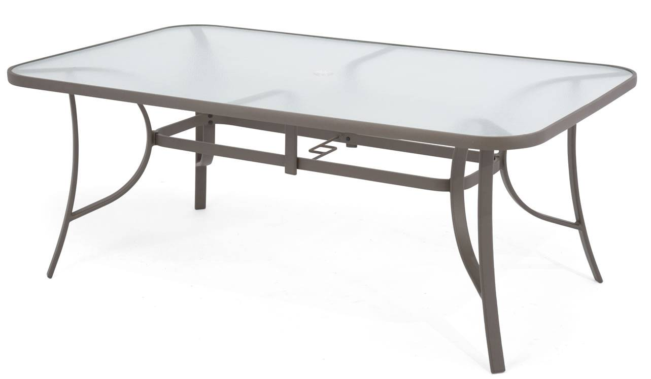 Glass patio table provide comfort at outdoor CareHomeDecor