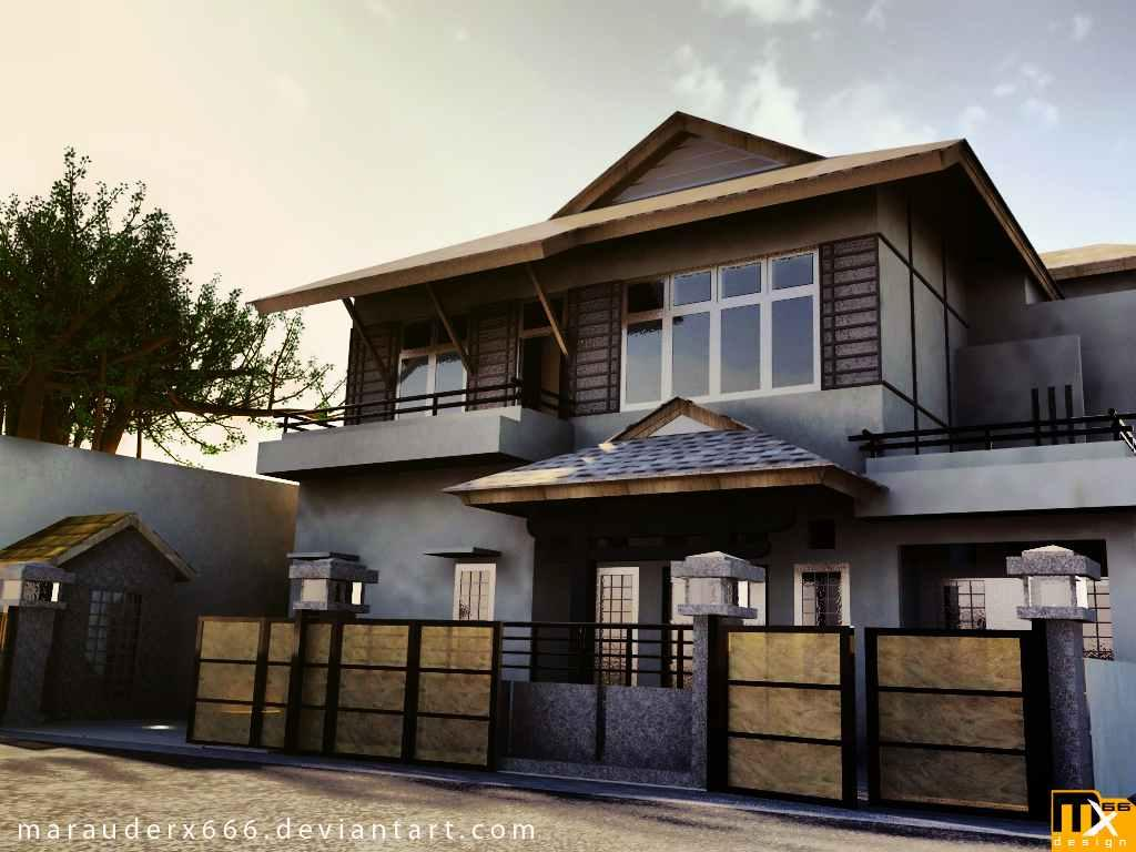 Give fantastic look to your home with good home exterior design ...