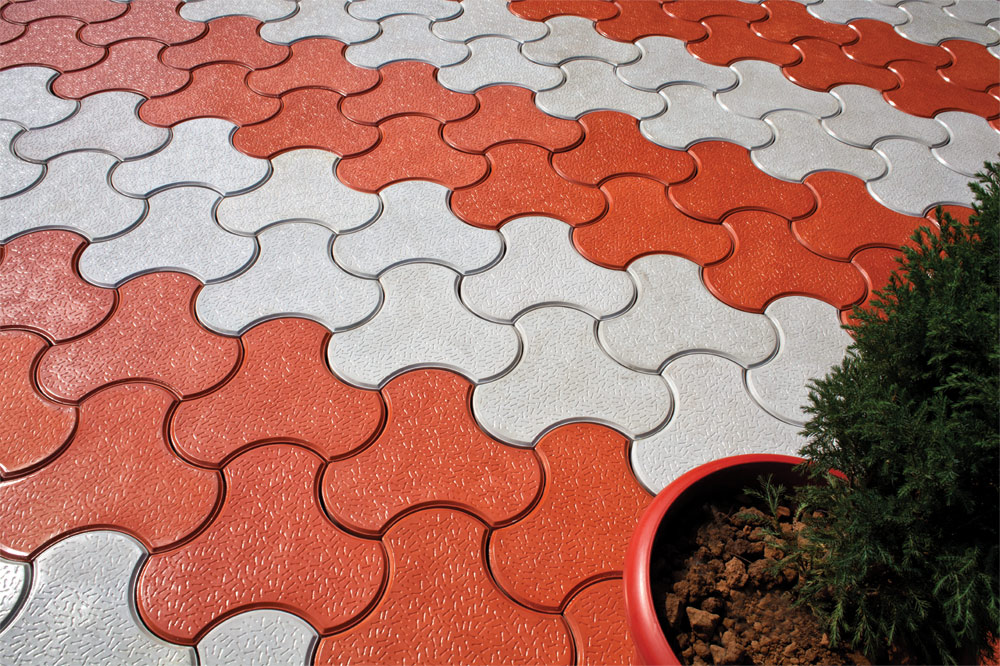 Interlocking Pavers For The Perfect Pathway Carehomedecor