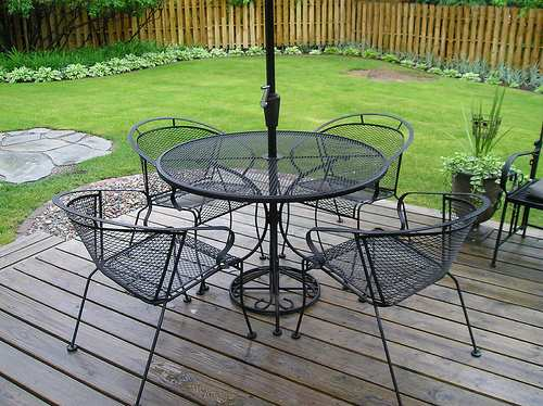 - Metal Patio Furniture To Reflect Your Style – CareHomeDecor