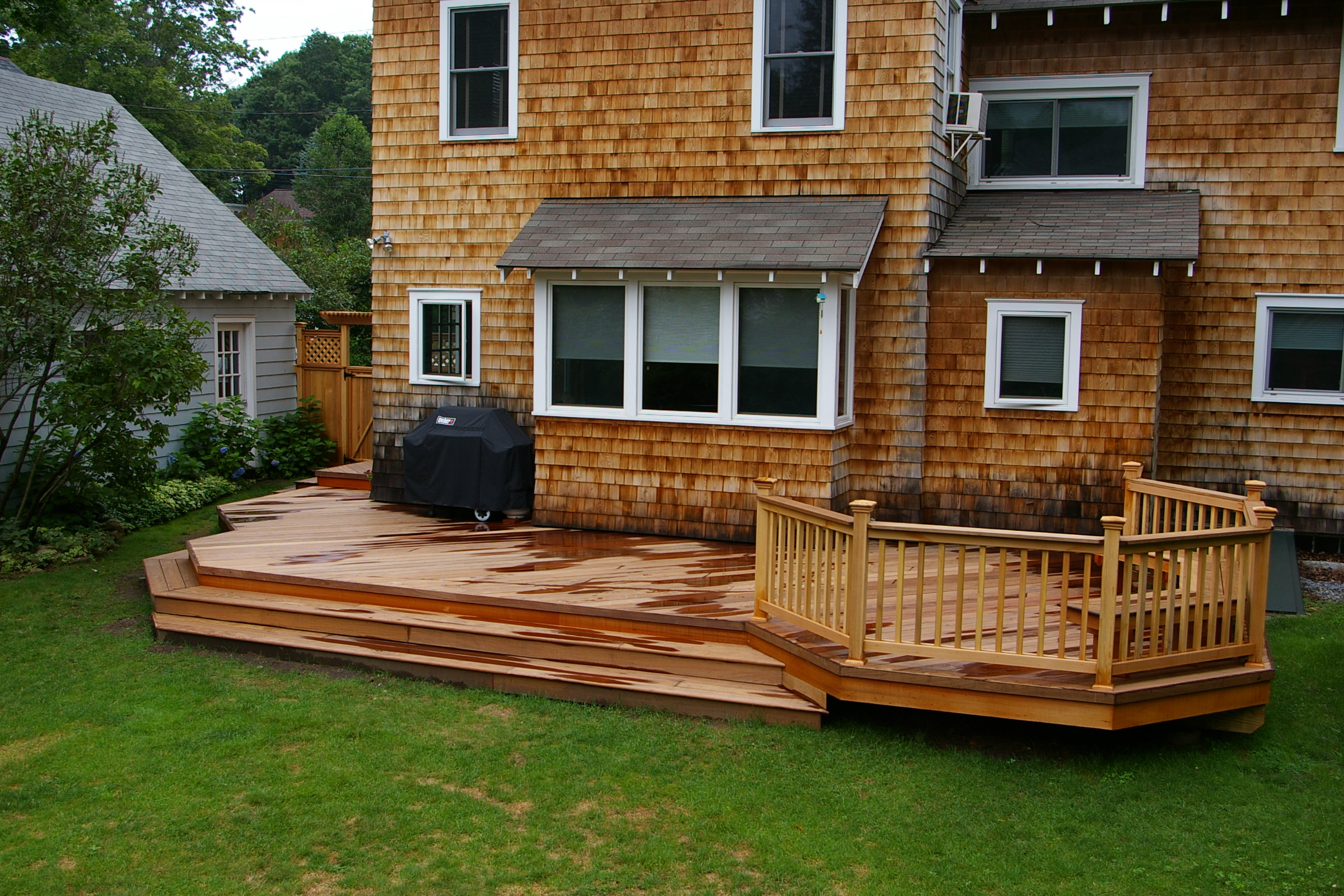 importance of outdoor decks - Ideas For Deck Design