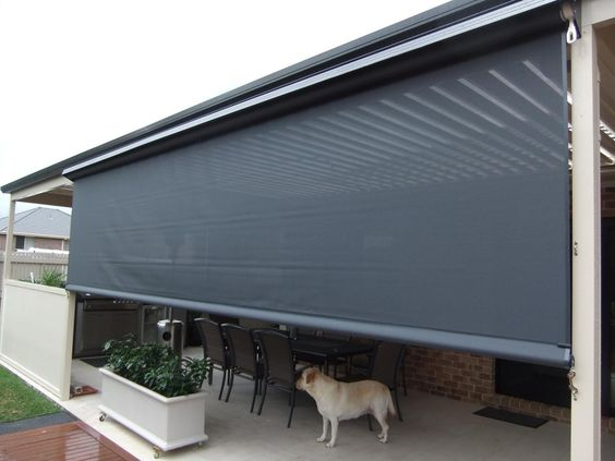 living outdoor verandah pergola blinds them patio you it external and get australian porch reasons to outside need