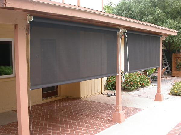 Outdoor Patio Blinds 6