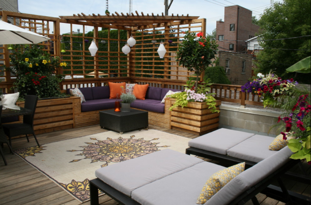 Outdoor Spaces Amazing Making Your Outdoor Spaces Beautiful  Carehomedecor Decorating Inspiration