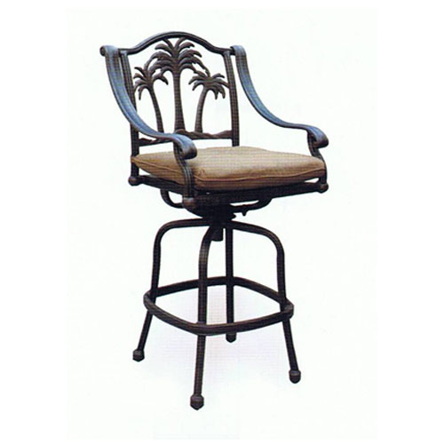 Find Different Materials For Patio Bar Stools CareHomeDecor - Swivel patio bar stools