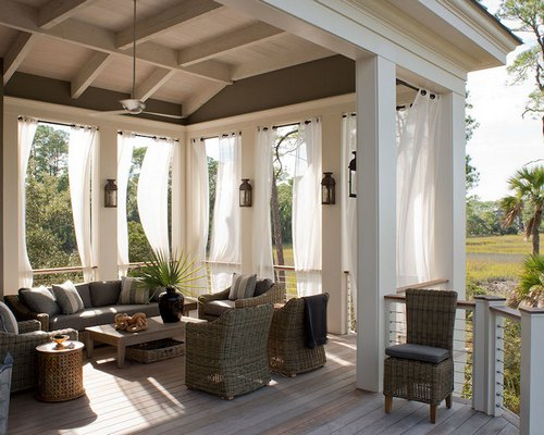 Great So, They Use Patio Drapes To Get More Comfortable And Relaxing Open Air  Environment. These Curtains Offer More Lovely And Amazing Ambiance To Their  Users.