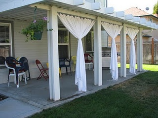 Marvelous So, They Use Patio Drapes To Get More Comfortable And Relaxing Open Air  Environment. These Curtains Offer More Lovely And Amazing Ambiance To Their  Users.