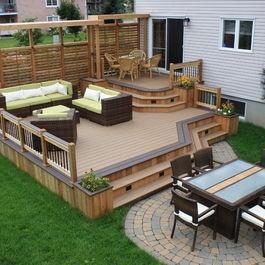 patio decks – 2