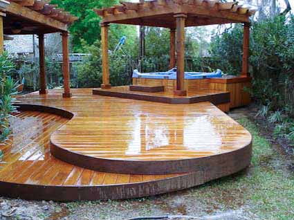 patio decks – 9