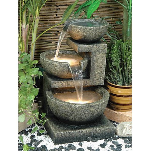 Patio Fountains  Create Heaven In Your Garden
