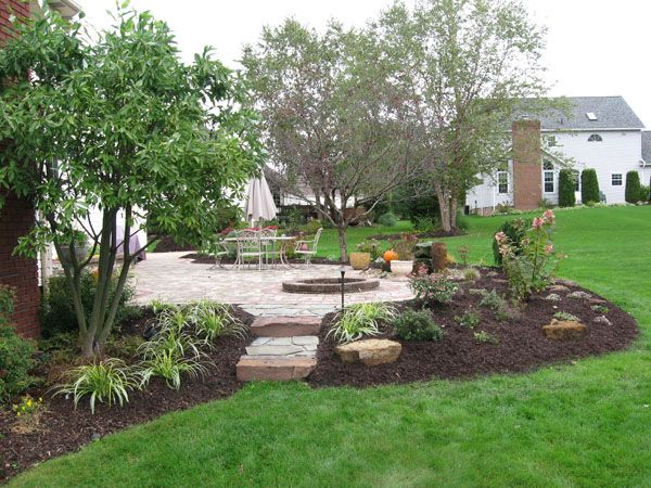 effective patio landscaping ideas ? carehomedecor - Patio Landscaping Ideas
