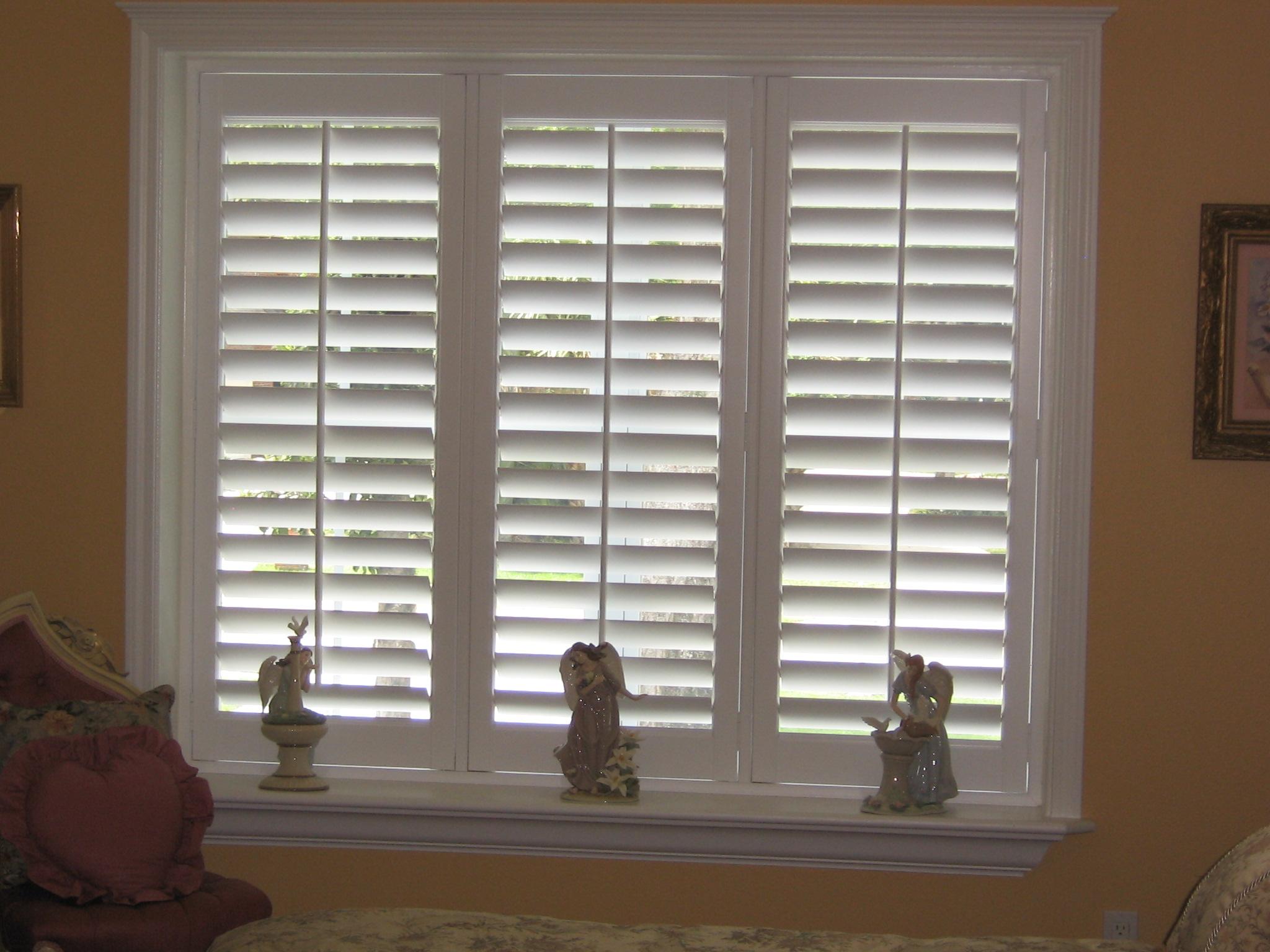 Plantation Blinds Good Window Dressing Carehomedecor