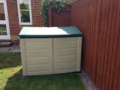 Wonderful The Very Important Thing About These Storage Boxes Is Very Easy To Assemble  And More Convenient For The Garden Areas With Its Storage And Seating  Facility.